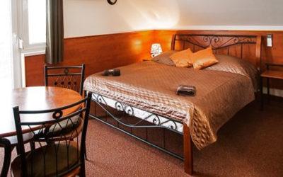 Gazdovský dvor – ubytování v areálu koupaliště